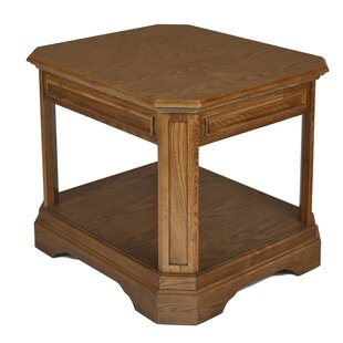 Millwright End Table - Tawny