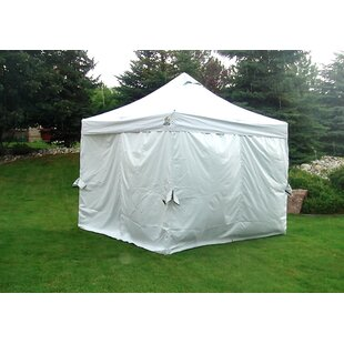 Professional Grade 10 Ft. W x 10 Ft. D Aluminum Pop-Up Canopy by UnderCover