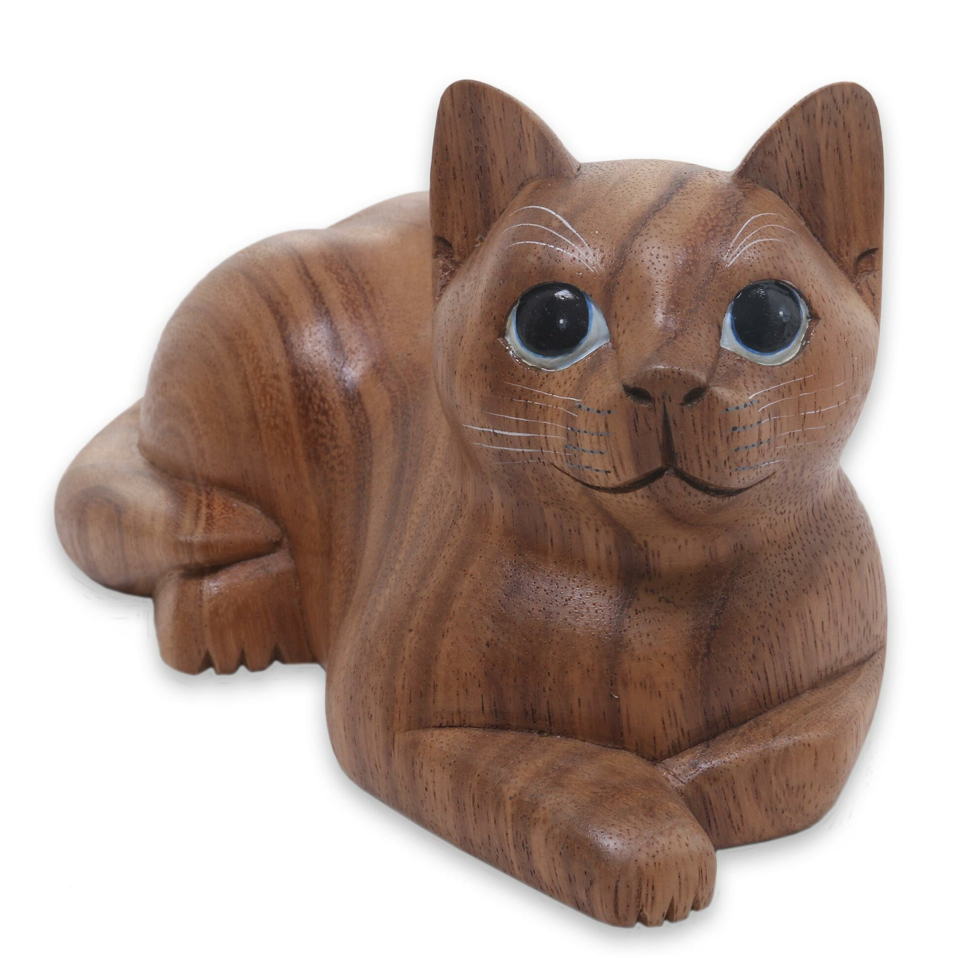 Bloomsbury Market Inniston Short Haired Cat Figurine Wayfair