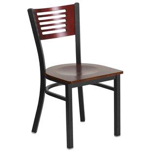 Latitude Run Hera Solid Wood Dining Chair