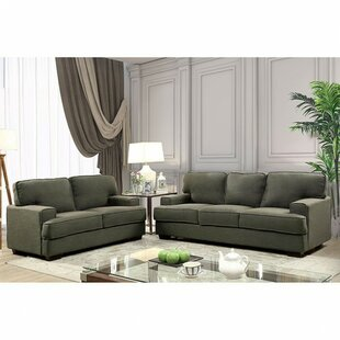 Campbell Contemporary Configurable Living Room Set by Brayden Studio