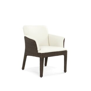 Segal Patio Dining Chair with Cushion