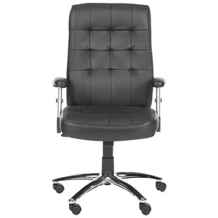 Best Price Olga Executive Chair by Safavieh Reviews (2019) & Buyer's Guide