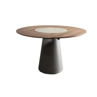 Williston Forge Cahill Round Dining Table