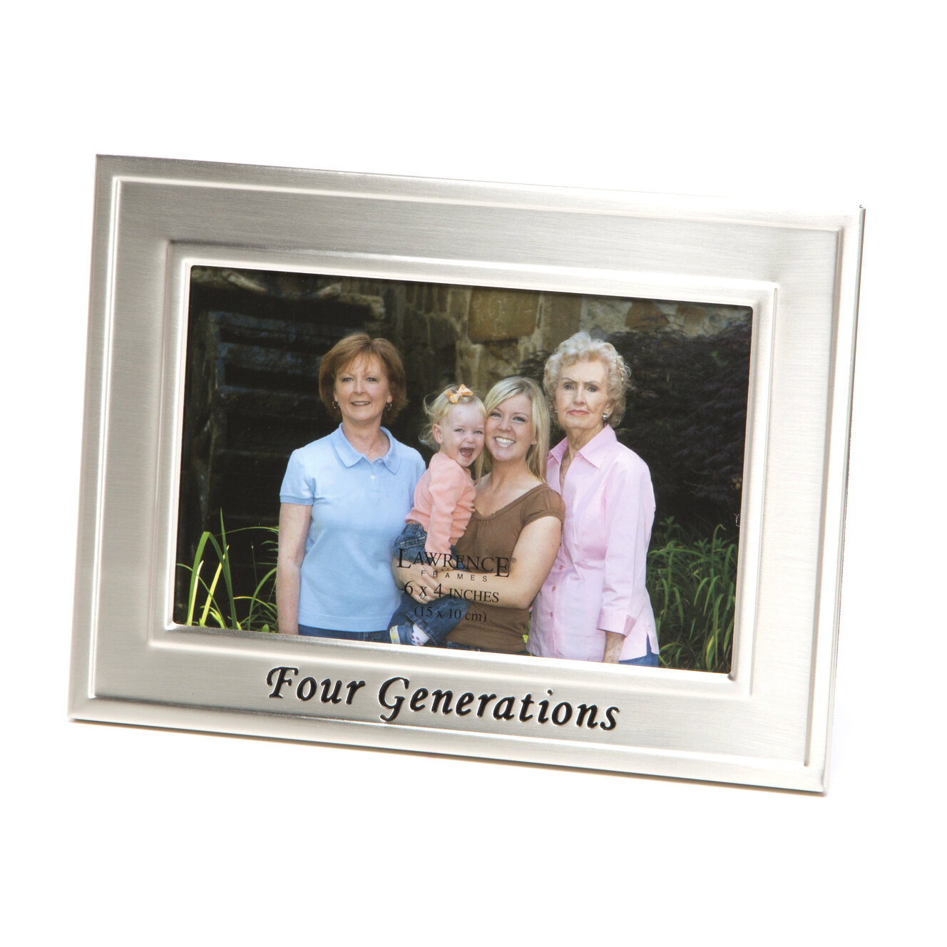 Charlton Home Saunterton Four Generations Picture Frame & Reviews ...