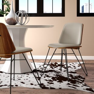 Callendale Creek Upholstered Dining Chair (Set of 2) Wade Logan
