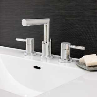 Neo Widespread Bathroom Faucet with Drain Assembly By Speakman