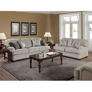 Darby Home Co Harmoni 2 Piece Living Room..