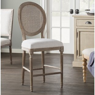 Duffield 25.5 Bar Stool (Set of 2) Three Posts