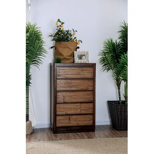 Anders 5 Drawer Chest
