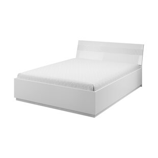 Fideoja Queen Storage Platform Bed with Mattress