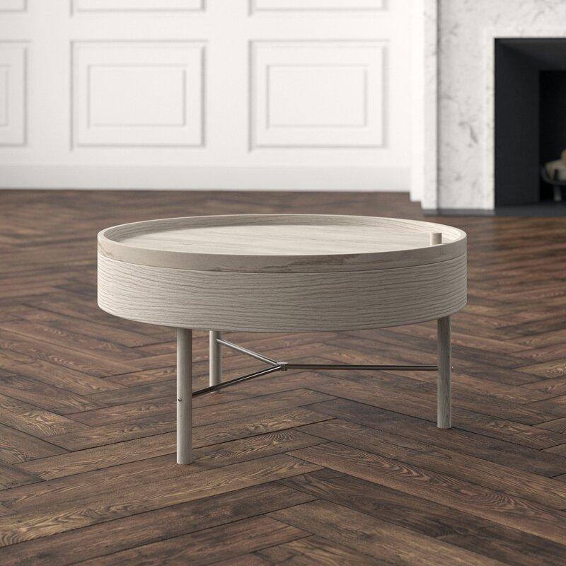 Menu 3 Legs Coffee Table With Storage