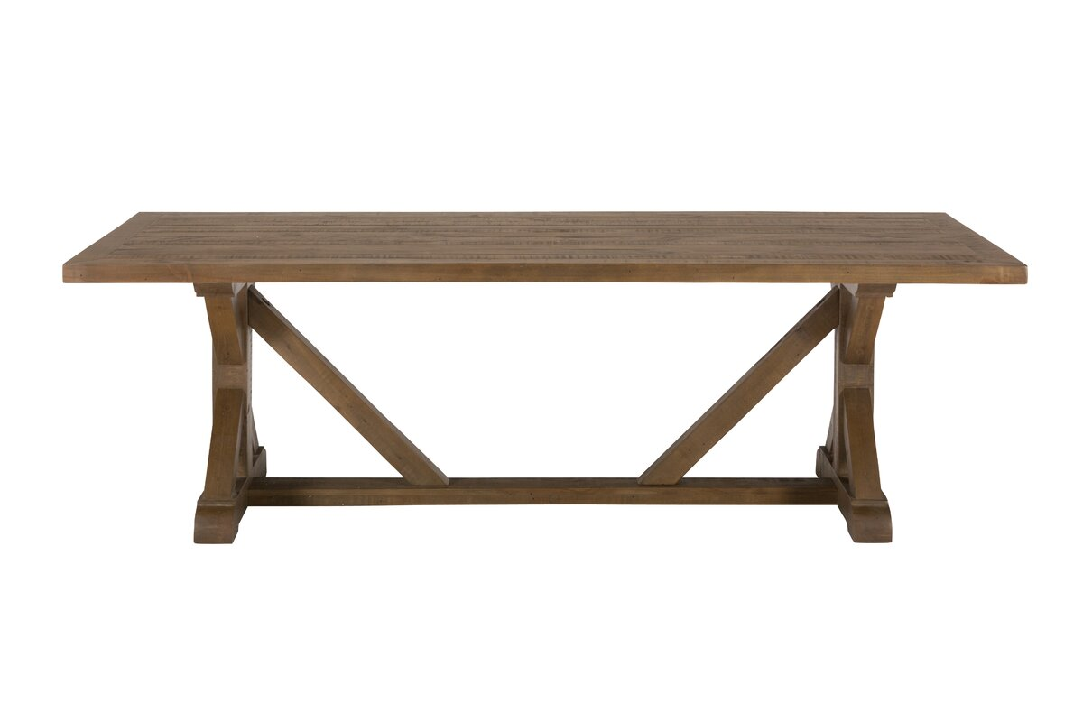 Cannes Dining Table. Solid Wood Kitchen   Dining Tables You ll Love   Wayfair