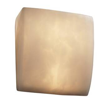 Orren Ellis Clouds 40w Two Light Wall Sconce Wayfair