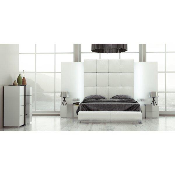 Hispania Home London Bedor09 Bedroom Wayfair