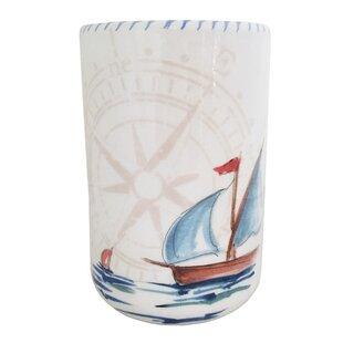 Sailboat Utensil Crocks