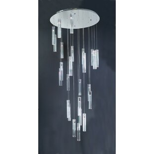 Mills 25-Light Pendant by Orren Ellis