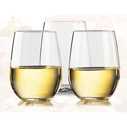 unbreakable 16 oz stemless wine glass