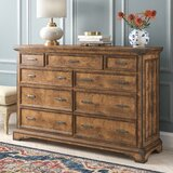 Canup 9 Drawer Dresser by Charlton Home®