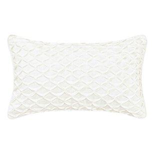 Lorene Gathered Lumbar Pillow
