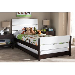 La Jara Twin Bed with Trundle