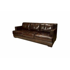 Emerson Leather Sofa by Elements Fine Home F..