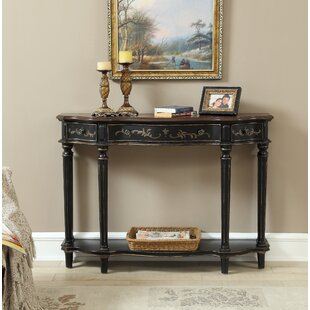 Calana 3 Drawer Console Table