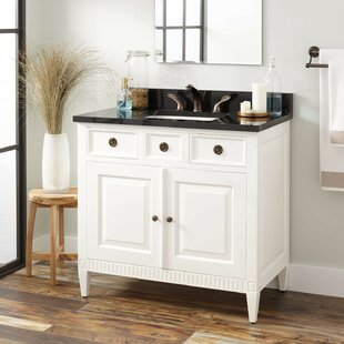 Hawkins 37 Single Bathroom Vanity Set by Signature Hardware