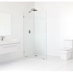 Best Price 44 x 78 Frameless Shower Door ByGlass Warehouse