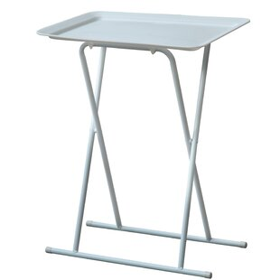 Lucite Folding Snack Tables | Wayfair