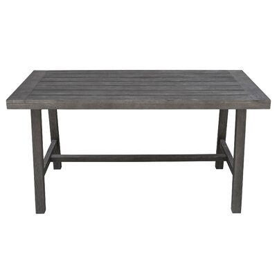 Southport Wooden Dining Table by Gracie Oaks Wonderful