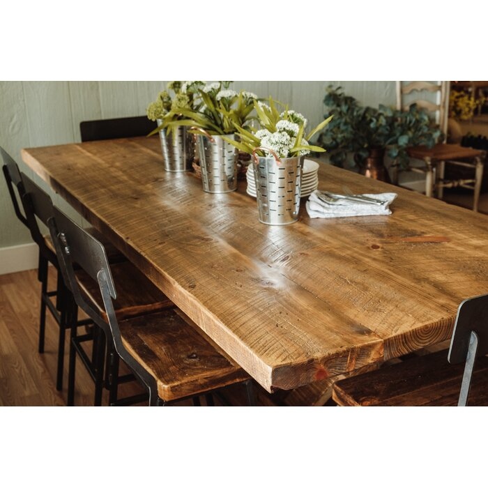 Mitzi Reclaimed Wood 30 Dining Table