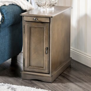 Darby Home Co Kipling End Table With Storage