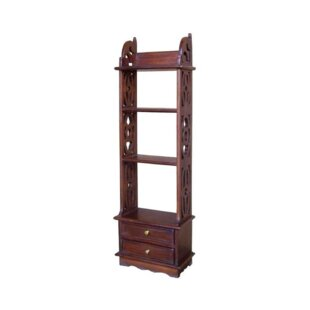 110cm Standard Bookcase By Astoria Grand