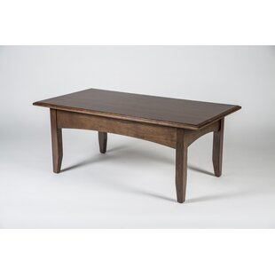 Shaker Coffee Table by Akin Discount