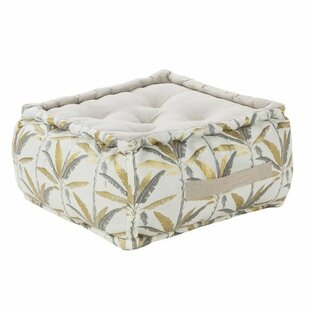 Hamisi Pouffe By Bay Isle Home