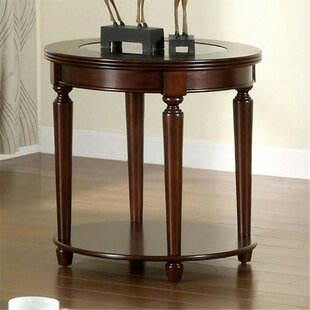 Crosslake End Table by Darby Home Co