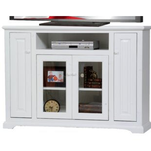 Buy clear Spoffo TV Stand for TVs up to 60 by Alcott Hill Reviews (2019) & Buyer's Guide