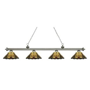 Billington 4-Light Pool Table Lights by Fleur De Lis Living