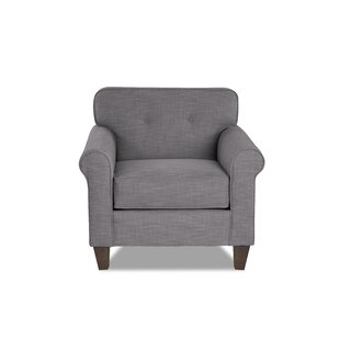 Shonda Armchair by Wayfair Custom Upholstery™ Top Reviews