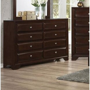 Ledbetter 8 Drawer Double Dresser by Brayden Studio