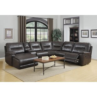 Shop Claypool Reclining Sectional by Red Barrel Studio