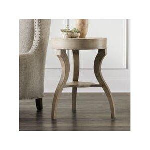 Refuge End Table by Hooker Furniture