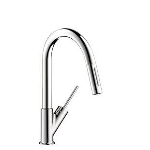 Axor Axor Starck Single Handle Deck Mounted Bar Kitchen Faucet
