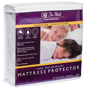 Off To Bed Hypoallergenic Waterproof Matt..