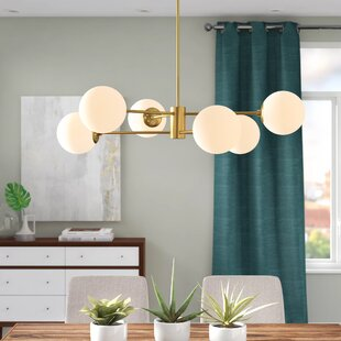 Wrought Studio Bellago 6-Light Chandelier