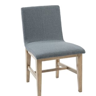 Alaimo Upholstered Dining Chair (Set of 2) One Allium Way