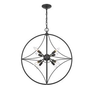 Silvester 8-Light Chandelier