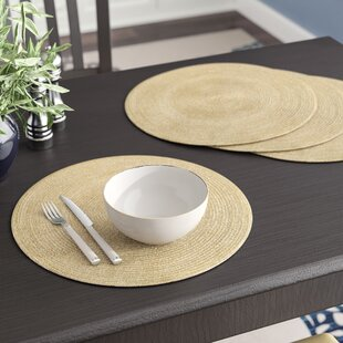 Set Of 4 Placemats From 30 Until 11 20 Wayfair Wayfair
