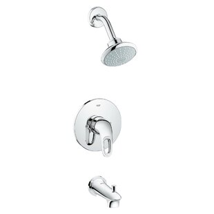 Compare & Buy Eurostyle 3 Piece Tub and Shower Set ByGrohe